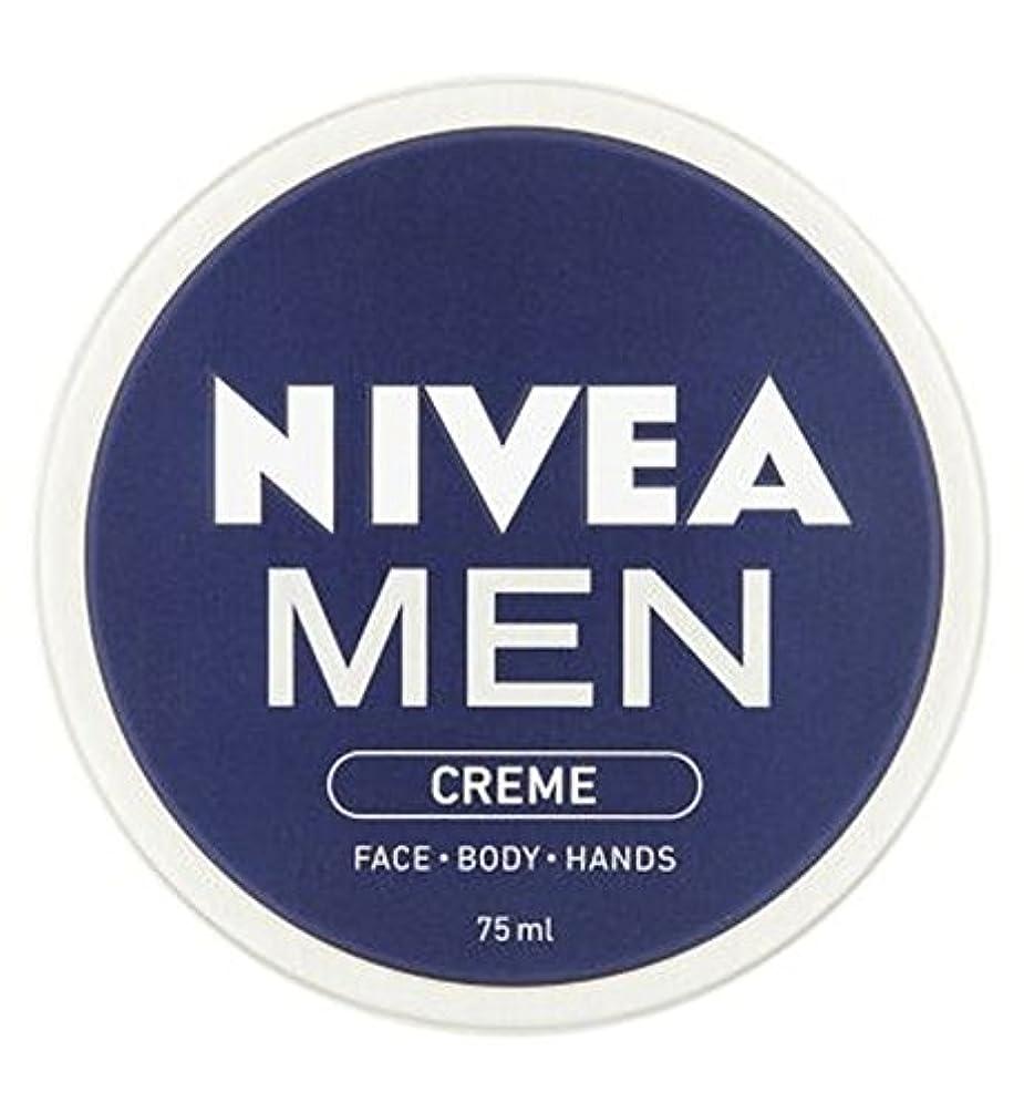 失敗化学移植NIVEA MEN Creme 75ml - ニベアの男性は75ミリリットルをクリーム (Nivea) [並行輸入品]