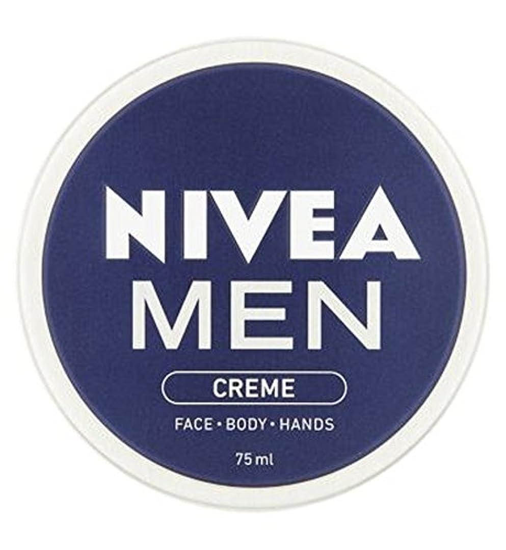 鯨散逸花に水をやるNIVEA MEN Creme 75ml - ニベアの男性は75ミリリットルをクリーム (Nivea) [並行輸入品]