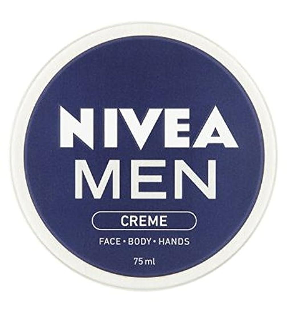 大学生辞任統計NIVEA MEN Creme 75ml - ニベアの男性は75ミリリットルをクリーム (Nivea) [並行輸入品]