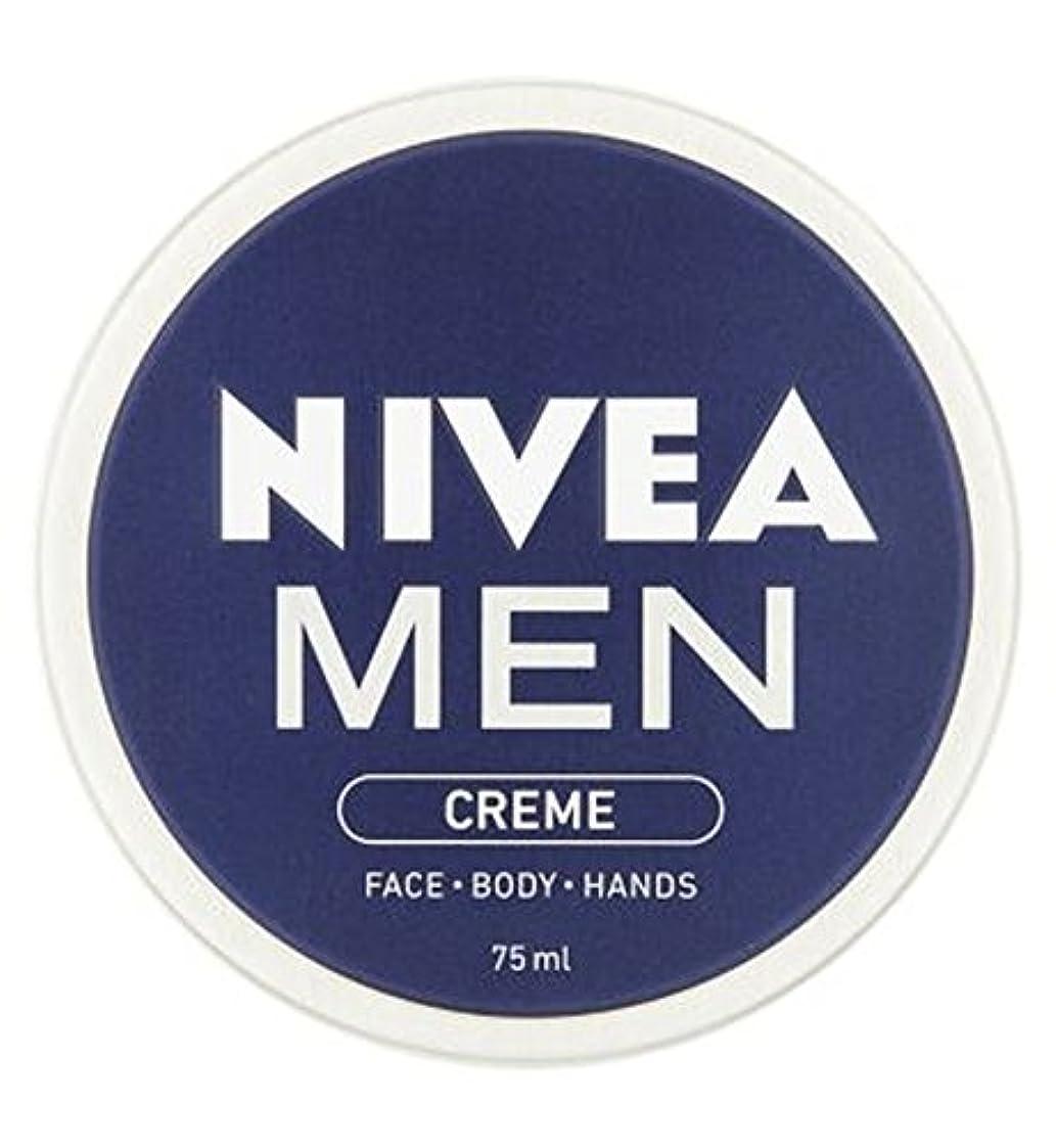 狂人鰐いとこNIVEA MEN Creme 75ml - ニベアの男性は75ミリリットルをクリーム (Nivea) [並行輸入品]