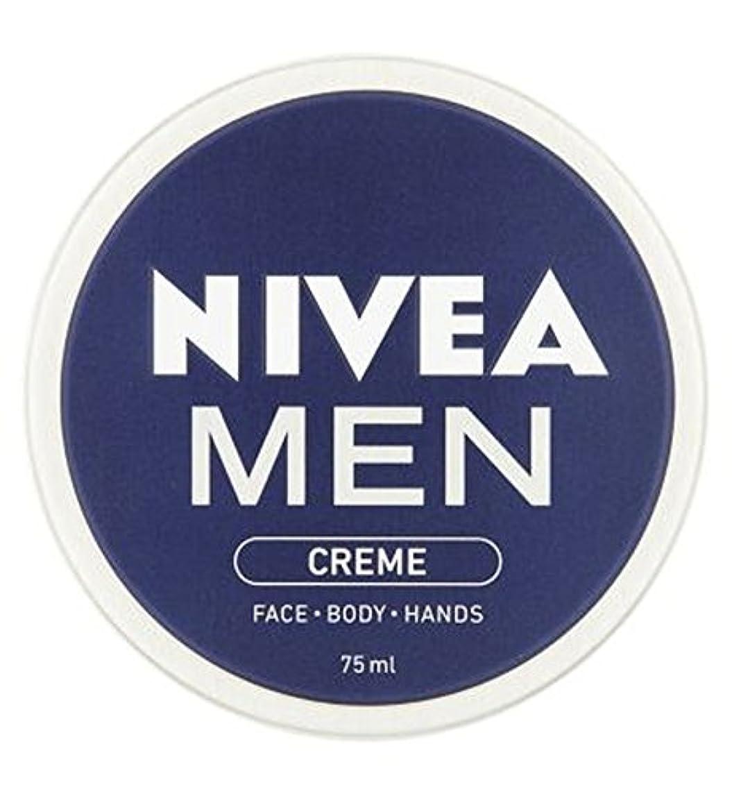 魔女集団たくさんNIVEA MEN Creme 75ml - ニベアの男性は75ミリリットルをクリーム (Nivea) [並行輸入品]