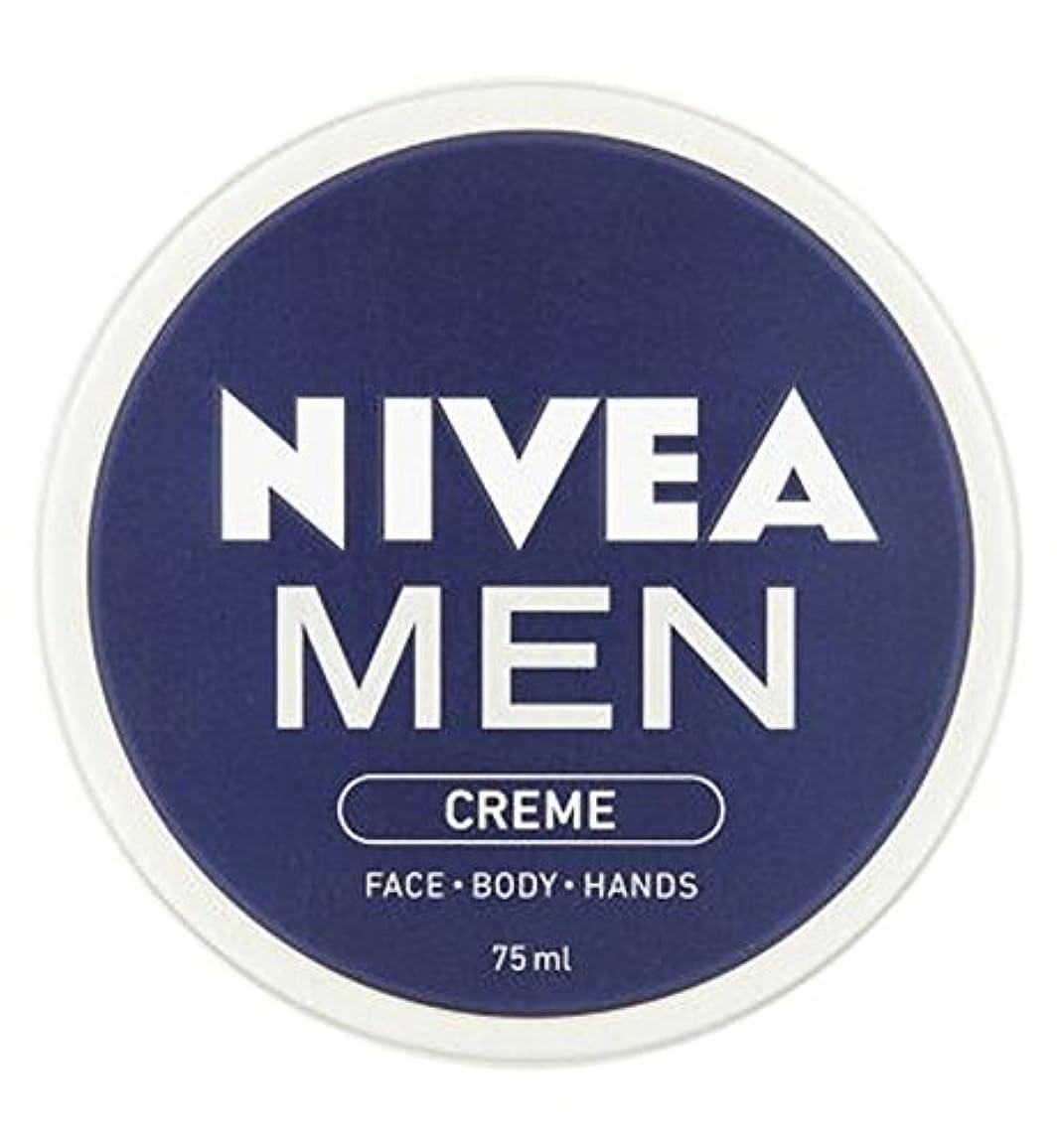 用心ペチコート平行NIVEA MEN Creme 75ml - ニベアの男性は75ミリリットルをクリーム (Nivea) [並行輸入品]