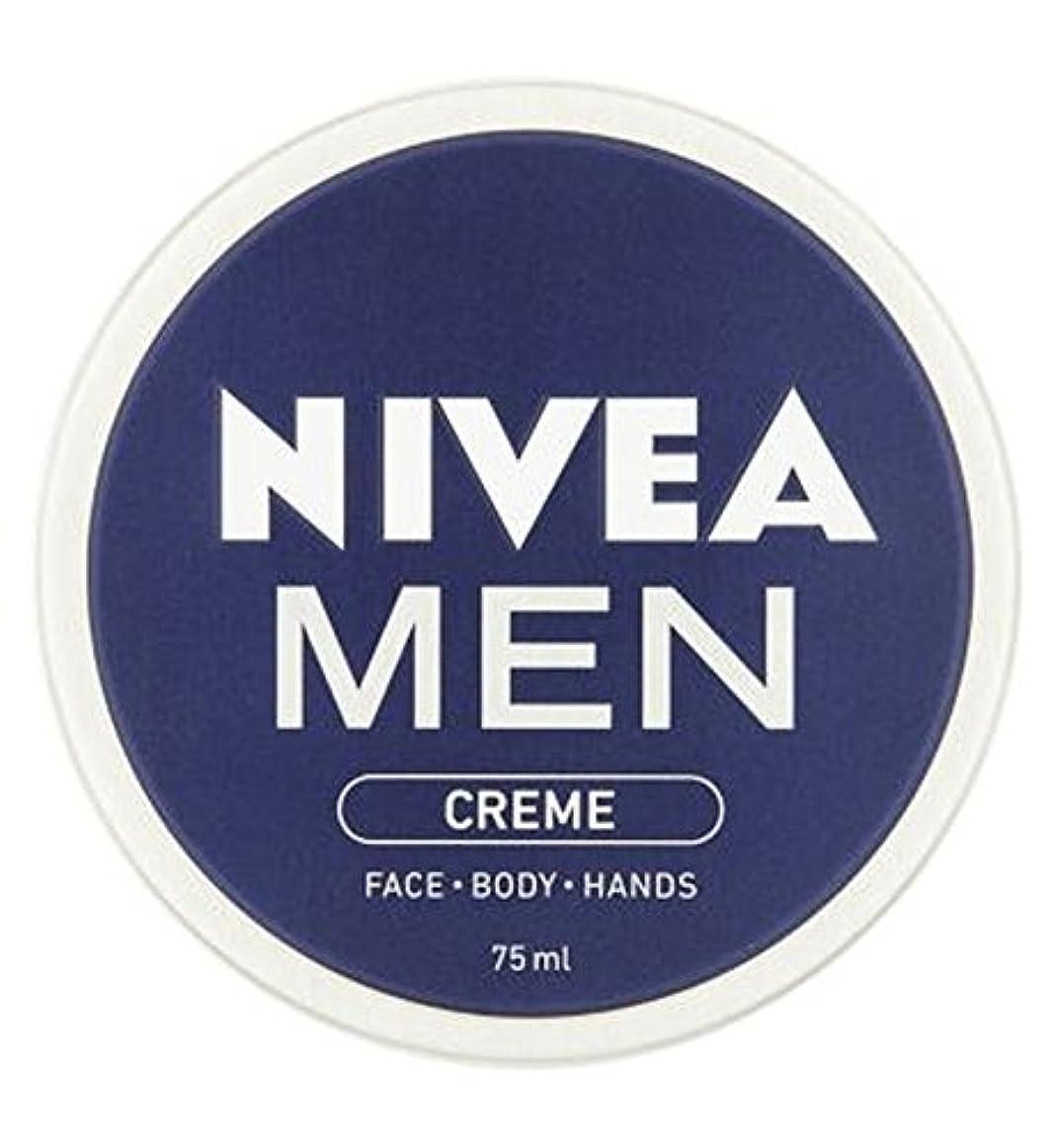 厚いケーブルカー新着NIVEA MEN Creme 75ml - ニベアの男性は75ミリリットルをクリーム (Nivea) [並行輸入品]