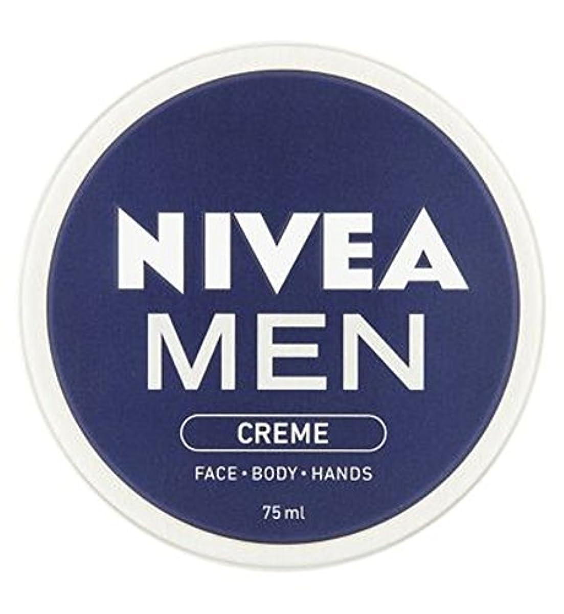 ケーブル不承認湿地NIVEA MEN Creme 75ml - ニベアの男性は75ミリリットルをクリーム (Nivea) [並行輸入品]