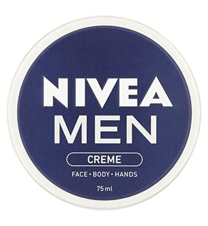 推定するタイムリーなに同意するニベアの男性は75ミリリットルをクリーム (Nivea) (x2) - NIVEA MEN Creme 75ml (Pack of 2) [並行輸入品]