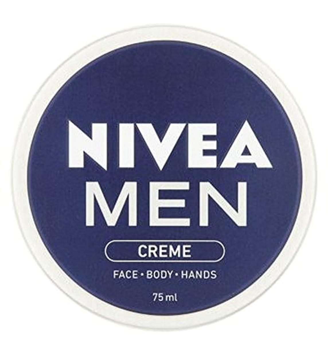 修復どう?頭蓋骨NIVEA MEN Creme 75ml - ニベアの男性は75ミリリットルをクリーム (Nivea) [並行輸入品]