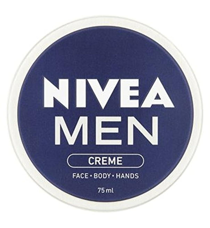 イライラするなんとなく進化NIVEA MEN Creme 75ml - ニベアの男性は75ミリリットルをクリーム (Nivea) [並行輸入品]