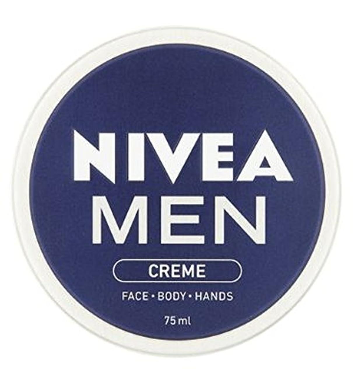 ウェブ奇跡球体NIVEA MEN Creme 75ml - ニベアの男性は75ミリリットルをクリーム (Nivea) [並行輸入品]