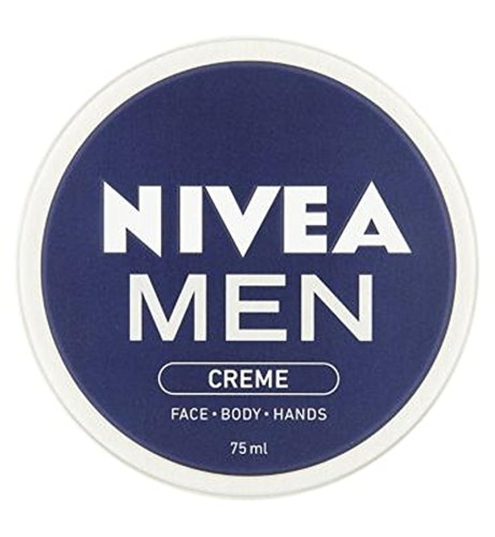 認識計算立ち寄るNIVEA MEN Creme 75ml - ニベアの男性は75ミリリットルをクリーム (Nivea) [並行輸入品]