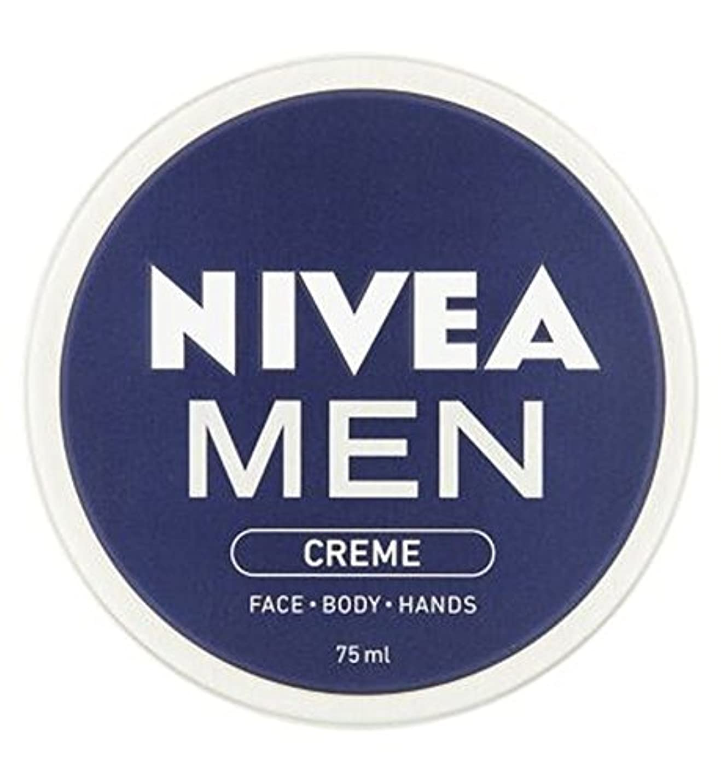 フェリーカーテンブリリアントNIVEA MEN Creme 75ml - ニベアの男性は75ミリリットルをクリーム (Nivea) [並行輸入品]