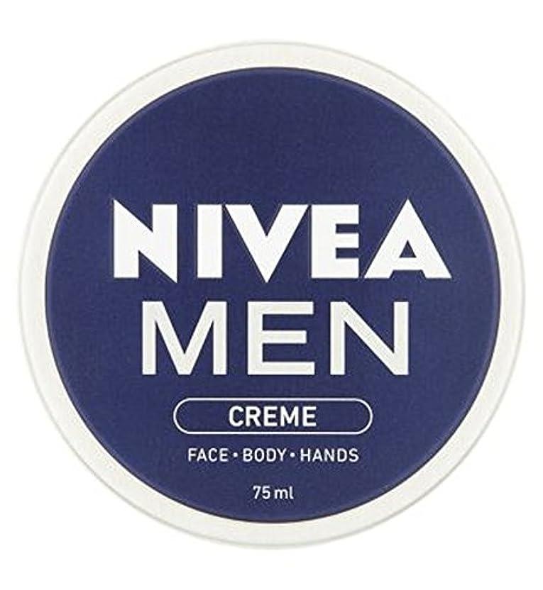 ソートディプロマぶら下がるNIVEA MEN Creme 75ml - ニベアの男性は75ミリリットルをクリーム (Nivea) [並行輸入品]