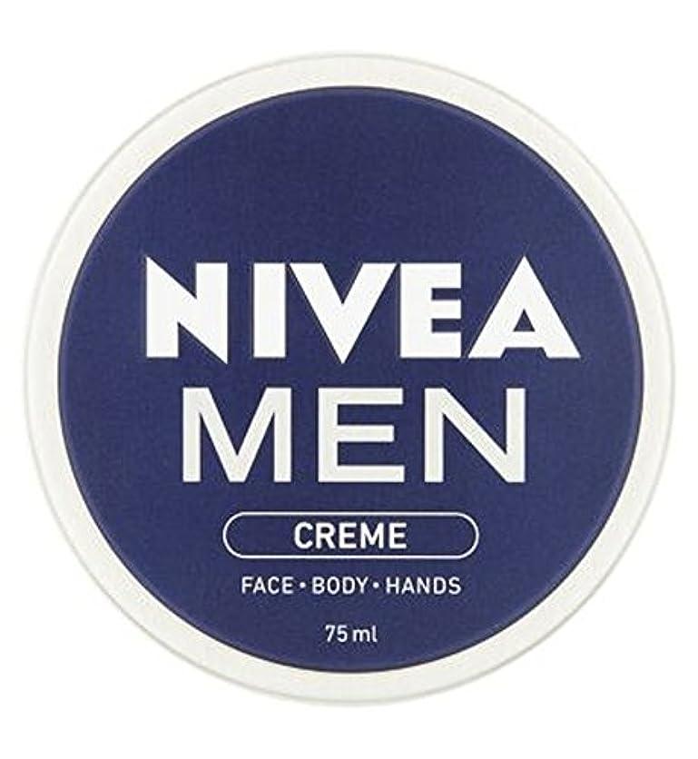 無駄な筋肉の第ニベアの男性は75ミリリットルをクリーム (Nivea) (x2) - NIVEA MEN Creme 75ml (Pack of 2) [並行輸入品]