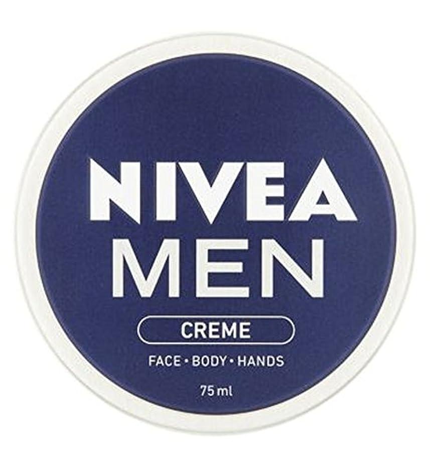 戦闘工業化する努力NIVEA MEN Creme 75ml - ニベアの男性は75ミリリットルをクリーム (Nivea) [並行輸入品]