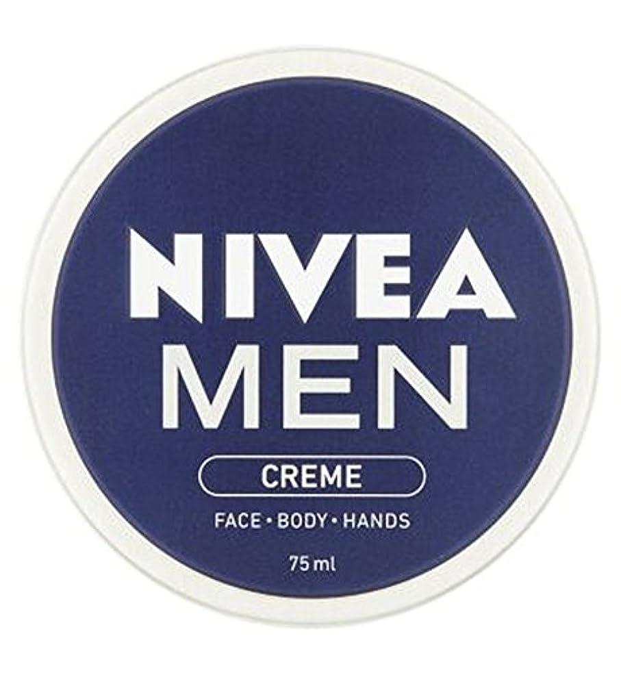 変成器化合物忙しいNIVEA MEN Creme 75ml - ニベアの男性は75ミリリットルをクリーム (Nivea) [並行輸入品]