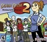 Diner Dash 2 Restaurant Rescue Computer Software Game [並行輸入品]