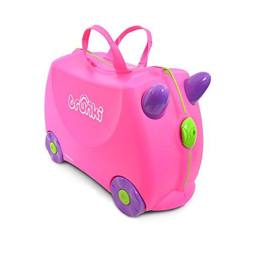 TRUNKI 子ども用 スーツケース キャリーバッグ 乗って...