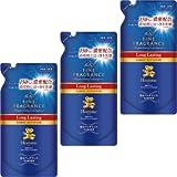 ファーファ 濃縮 柔軟剤 ファインフレグランス ロングスティング オム 詰替 500ml クリスタル ムスク の香り 3個セット