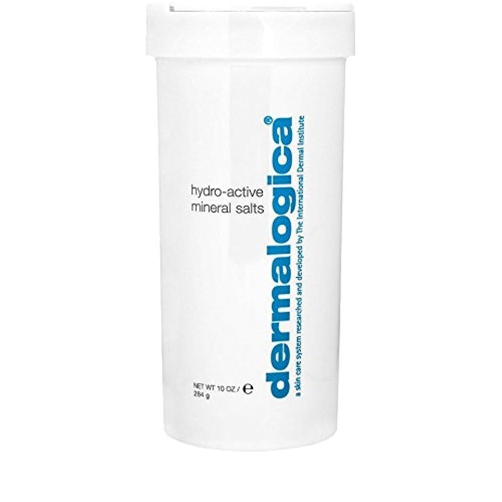 バタフライカーフ実質的Dermalogica Hydro Active Mineral Salt 284g (Pack of 6) - ダーマロジカ水力アクティブミネラル塩284グラム x6 [並行輸入品]