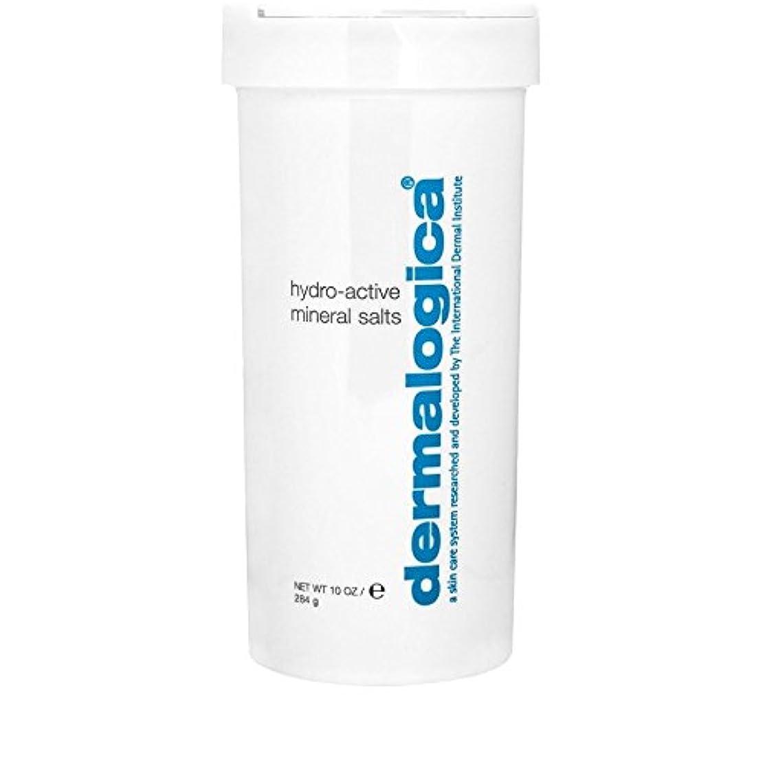 Dermalogica Hydro Active Mineral Salt 284g - ダーマロジカ水力アクティブミネラル塩284グラム [並行輸入品]