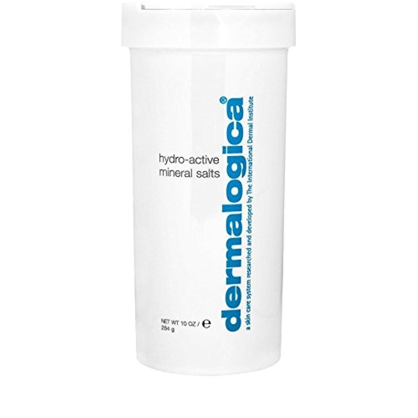 感動する制約スポークスマンDermalogica Hydro Active Mineral Salt 284g - ダーマロジカ水力アクティブミネラル塩284グラム [並行輸入品]