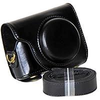 【ロワジャパン】キャノン CANON PowerShot G9 X G9 X Mark II CSC-G9 専用 カメラケース CSC-G7 【ブラック】