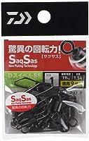 ダイワ DスイベルSS セーフティースナップ付ローリングスイベル 1(徳用)