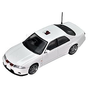 トミカリミテッドヴィンテージ ネオ 1/64 LV-N169a 日産スカイライン GT-R オーテックバージョン 覆面パトカー 白 (メーカー初回受注限定生産)