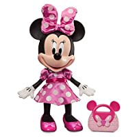 Disney Minnie Mouse Talking Fashion Toddler Doll - 13%ダブルクォーテ% Tall