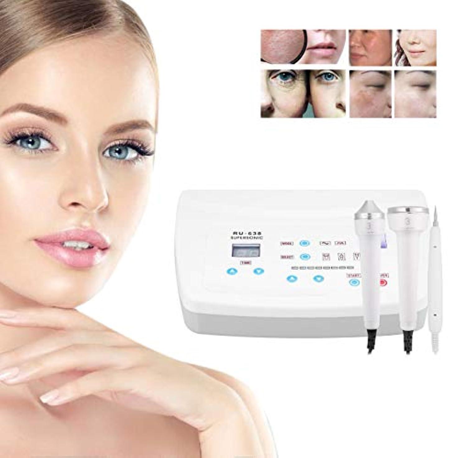 評判勝利血まみれ顔の皮の若返りの美機械、皮の清潔になるための美の器械および皮の有効な吸収を促進して下さい(US)