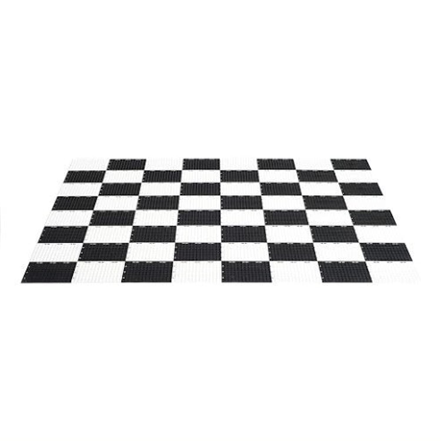 MegaChess Giant Checkers Game Board - Plastic - Giant Size