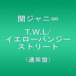 T.W.L /イエローパンジーストリート(通常盤)