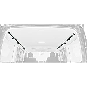 カーメイト 車内収納 クロスライドシリーズ サイドバー ハイエース キャラバン用 NS101