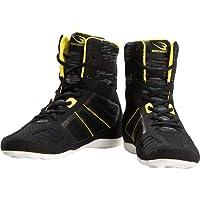 [ボディメーカー] ボクシング リングシューズ ブラック AS047 BK 25.5cm
