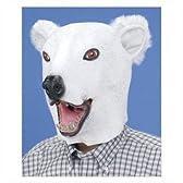 アニマルマスク 白クマ
