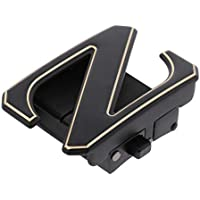 Blesiya (Z-Type) Brand New Mens Casual Automatic Buckle for 3.5CM Ratchet Belt Buckles