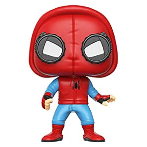 【POP! 】『スパイダーマン:ホームカミング』スパイダーマン(ホームメイド・スーツ版)
