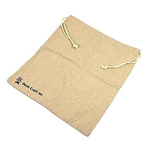 Bush Craft(ブッシュクラフト) 麻のスタッフサック(4L) 10-02-orig-0004