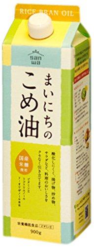 三和油脂 みづほ 米油900g