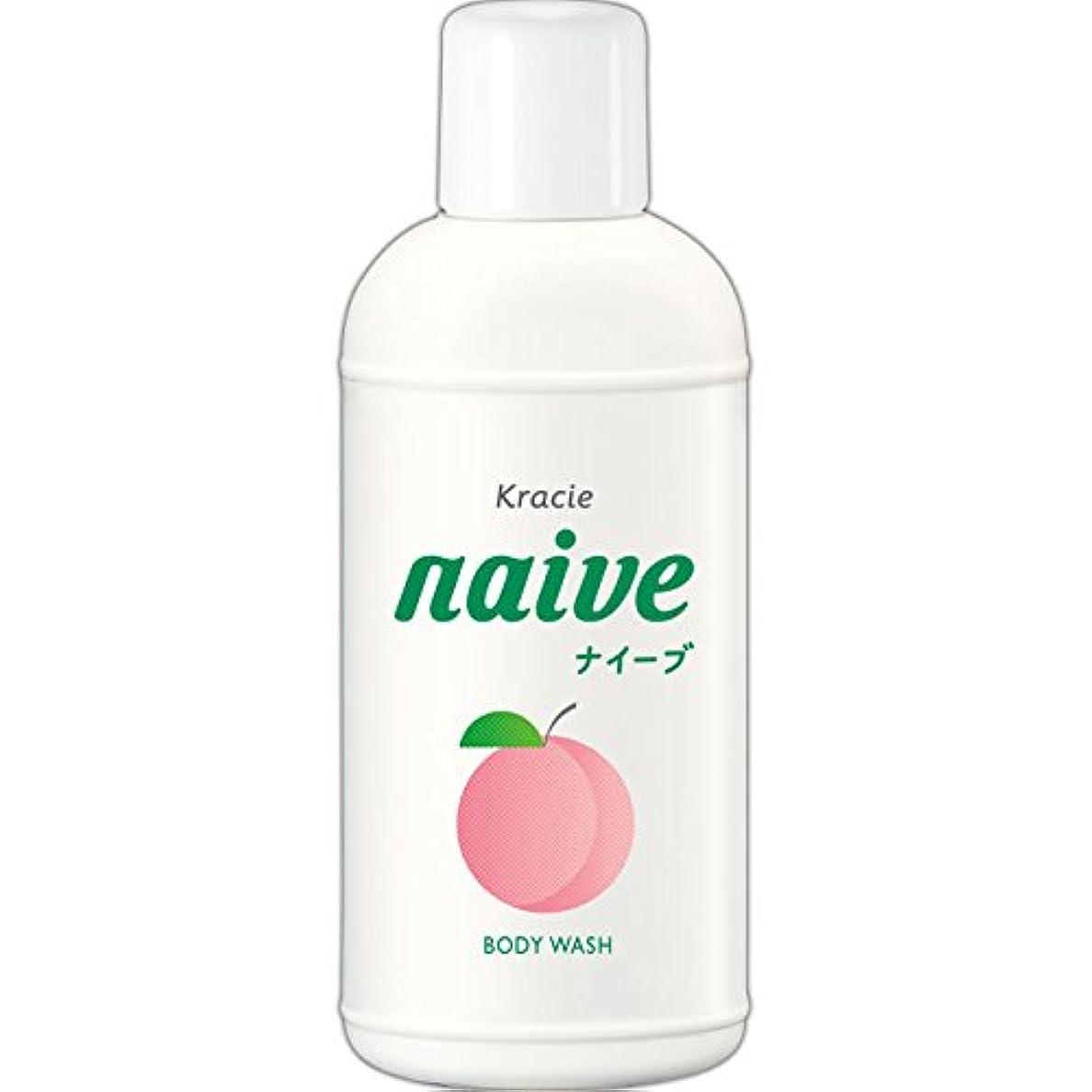 性能リスキーなもっともらしいナイーブ ボディソープ 桃の葉エキス配合 80ml