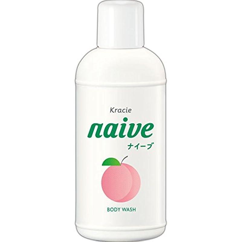 プログレッシブ同盟明確なナイーブ ボディソープ 桃の葉エキス配合 80ml