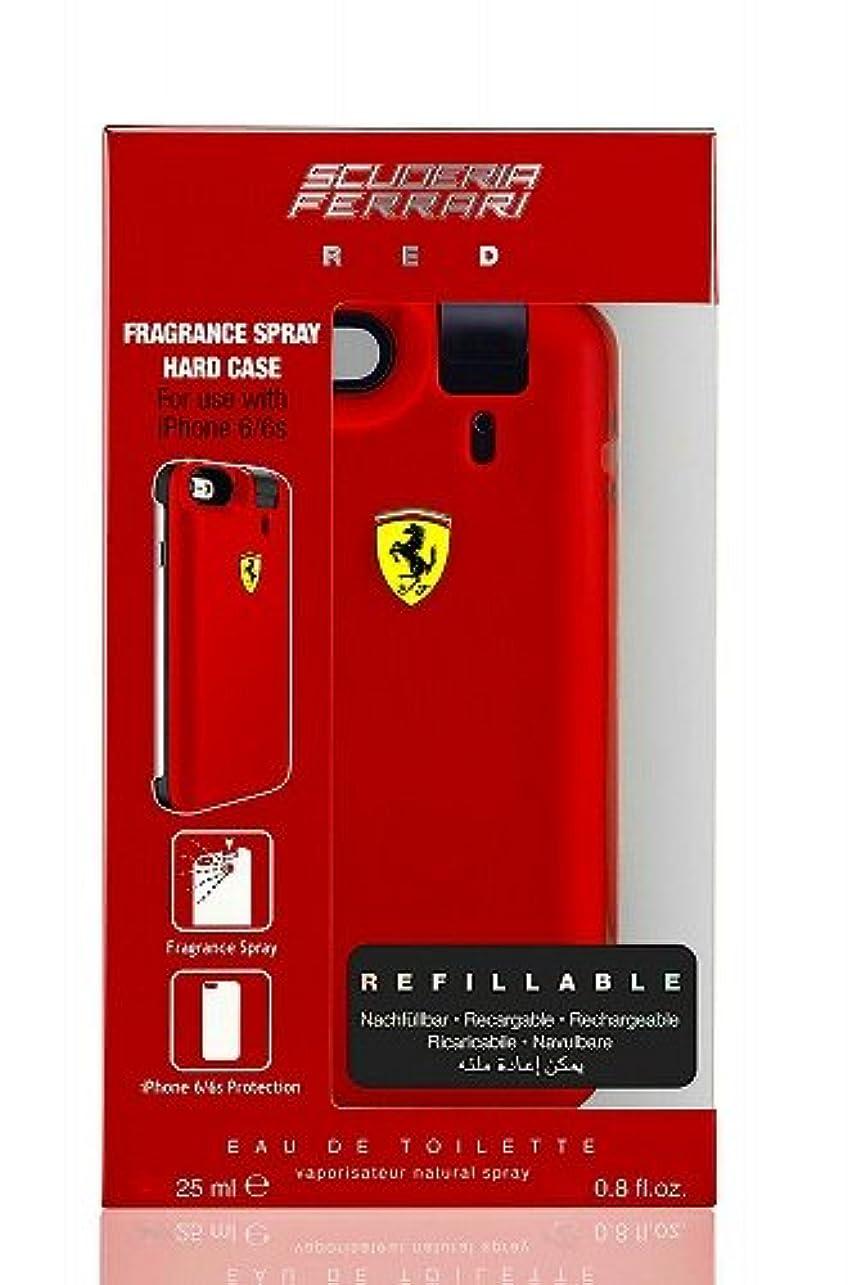 副詞引くここに◆【Ferrari】メンズ香水&iPhone6ケース◆フェラーリ レッド オードトワレ EDT 25mlX2◆