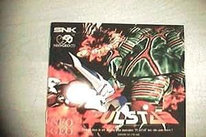 PULSTAR(パルスター) NCD 【NEOGEO】