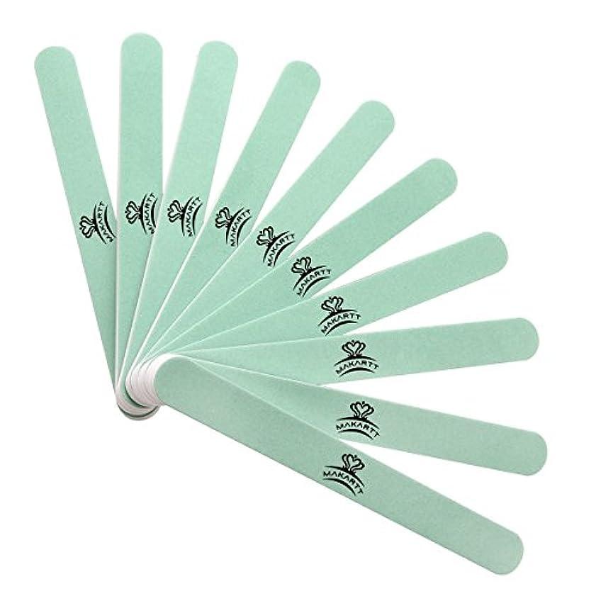 禁じる変装したスープMakartt バッファー 爪 磨き ネイルシャイナー 10本入バッファー400/6000グリット ネイルをつやつやに スポンジファイル ソフトファイル ネイルポリッシュファイル