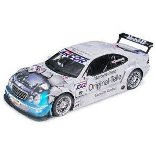 1/24 スポーツカー No.237 1/24 メルセデス ベンツ CLK DTM 2000 チーム オリギナルタイレ 24237