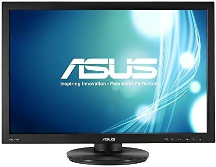 ASUS 24.1型WUXGAディスプレイ、昇降・ピボット機能対応、IPSパネル ( 広視野角178° / SRGBカバー率100% / HDMI×1,DVI×1,D-sub×1 / ブラック / 3年保証 ) VS24AHL