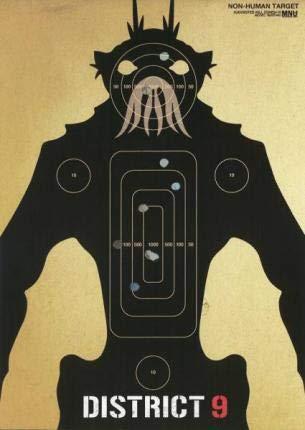 【映画パンフレット】 『第9地区』 監督:ニール・ブロンカンプ.出演:シャルト・コプリー