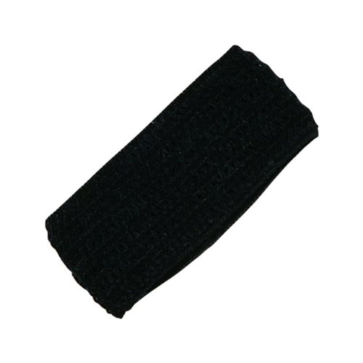 すべてエクスタシーレスリングホテル業務用 幅広ヘアバンド(黒) OP袋 250個