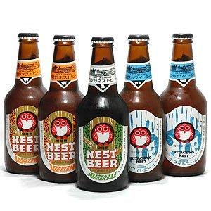 常陸野ネストビール5本ギフトセット