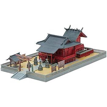 建物コレクション 建コレ 161 神社B ジオラマ用品