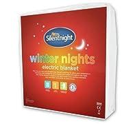 Silentnight Winter Nights暖房アンダーブランケット - シングル